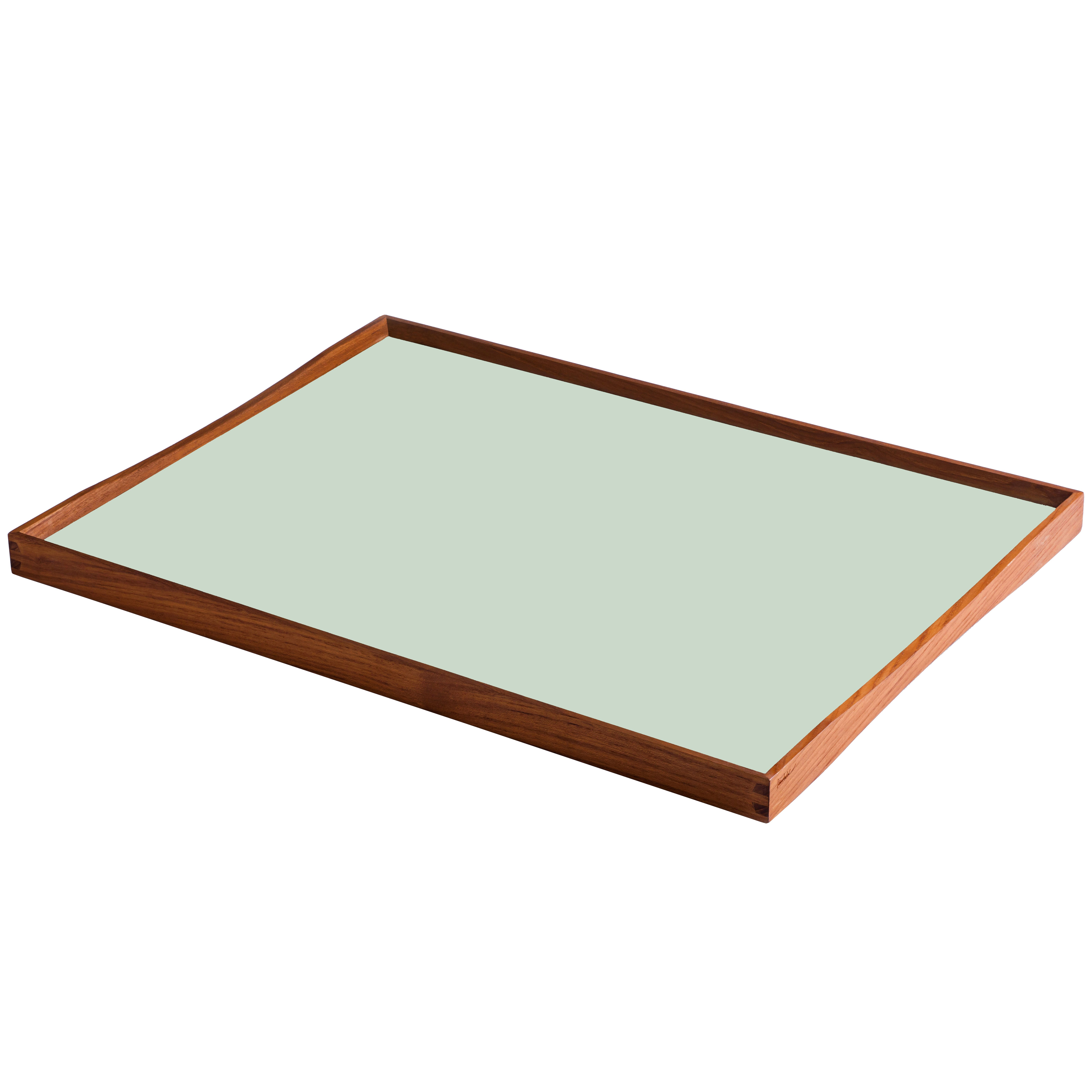 ArchitectMade Turning Tray 3 dienblad Husky green kopen