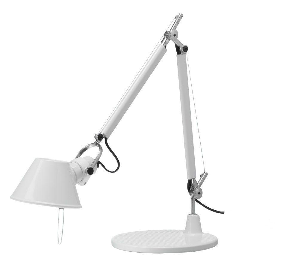 Artemide Tolomeo Mini bureaulamp Halo wit