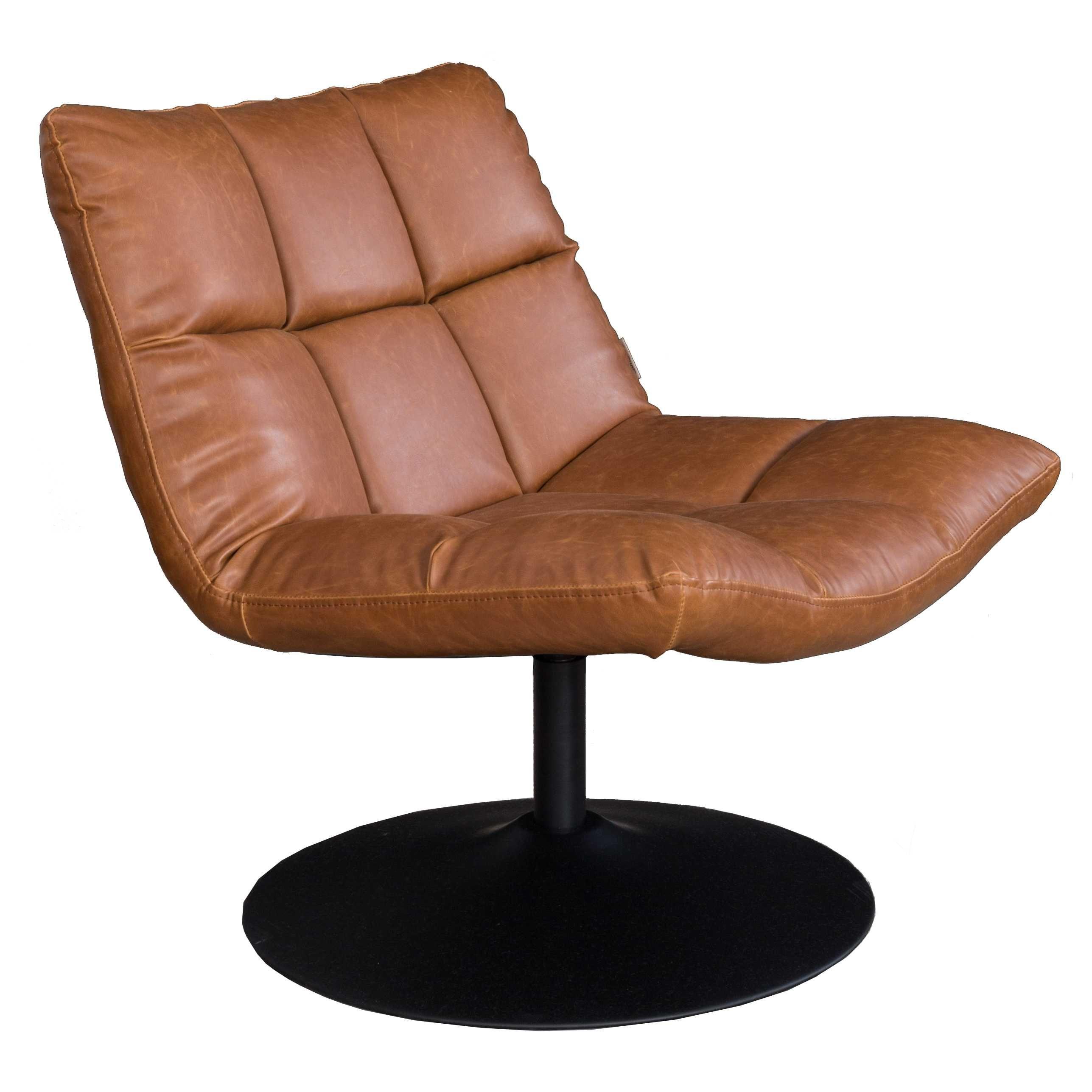Dutchbone Bar fauteuil vintage bruin kopen