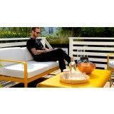 Fermob Bellevie lounge tuinbank