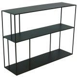 Pols Potten Shelf Unit Metal Low Double stellingkast