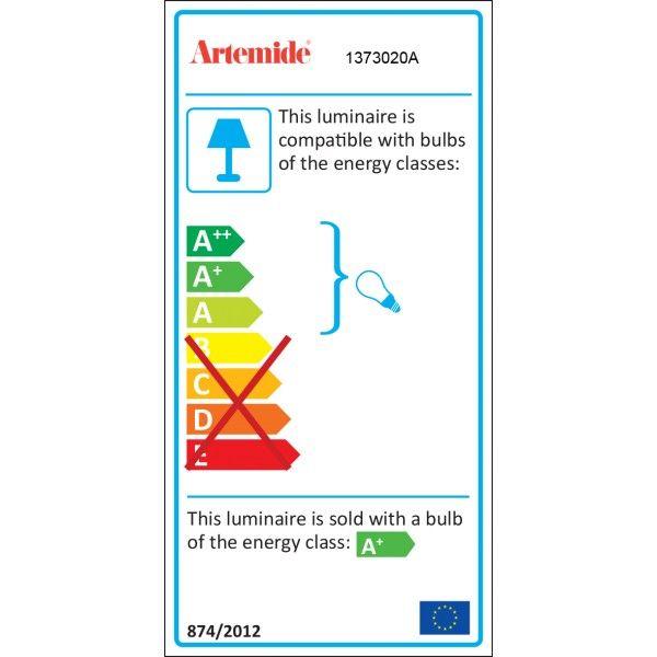 Artemide Cadmo wandlamp LED
