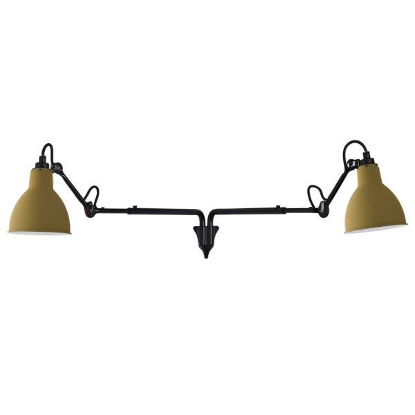 DCW éditions Lampe Gras N203 Double wandlamp