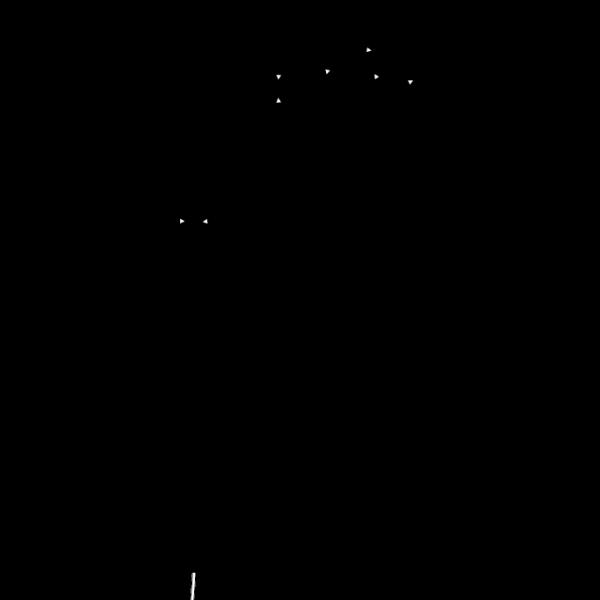 DCW éditions Lampe Gras N216 wandlamp