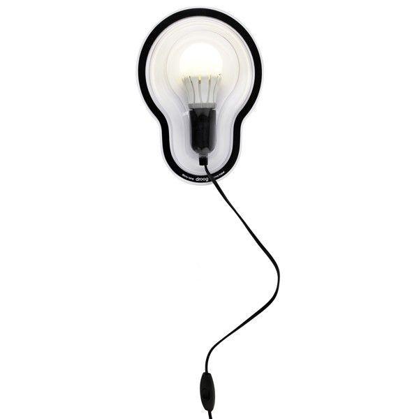 Droog Sticky wandlamp
