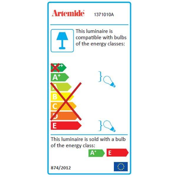 Artemide Cadmo vloerlamp