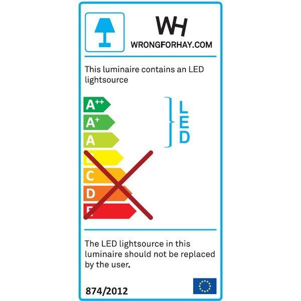 Hay Noc klemlamp LED