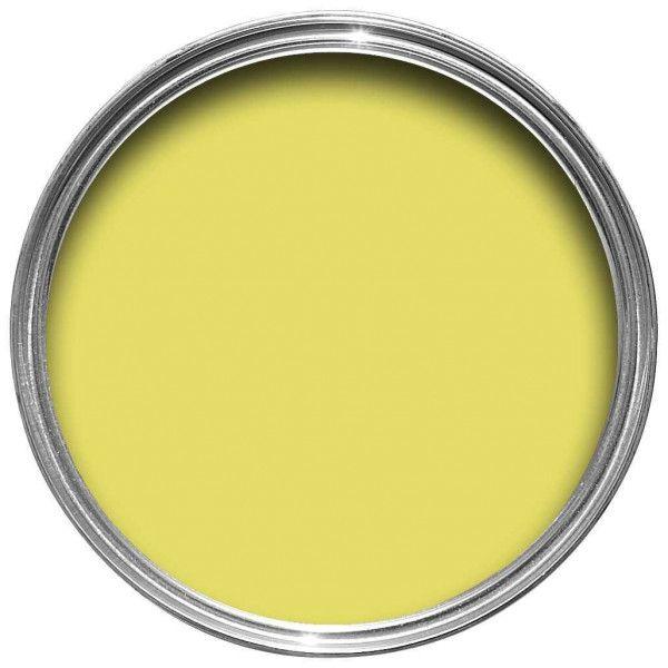 Farrow & Ball Hout- en metaalverf buiten Yellowcake (279)