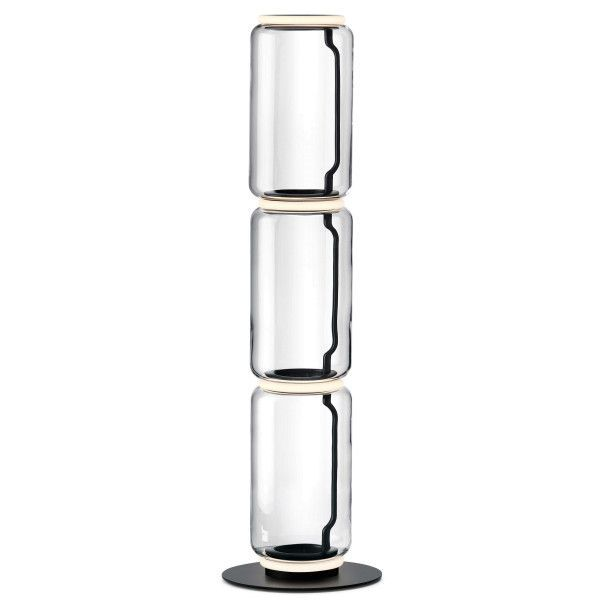 Flos Noctambule 3 low cylinder vloerlamp LED