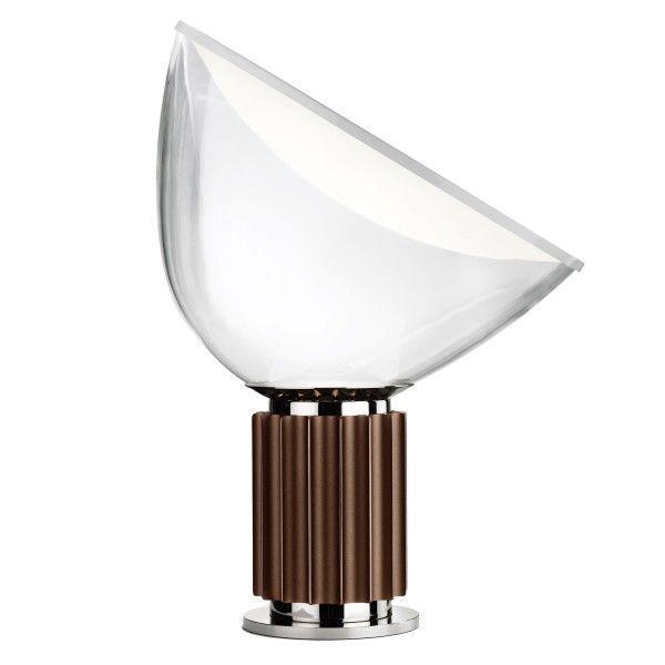 Flos Taccia tafellamp Glass LED