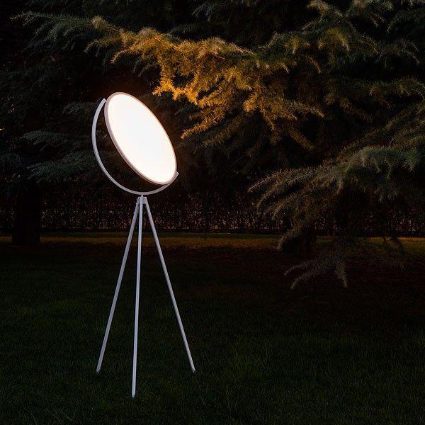 Flos Superloon vloerlamp LED