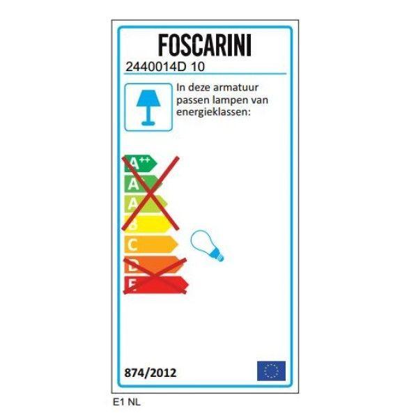 Foscarini Rituals XL tafellamp