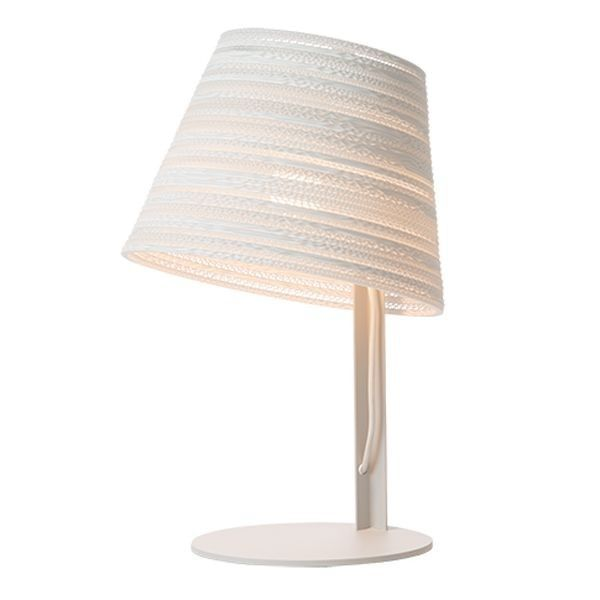 Graypants Tilt White tafellamp