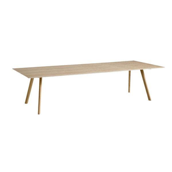 Hay CPH30 tafel 300x120 mat gelakt eiken