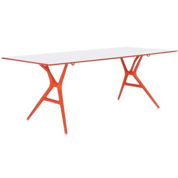 Kartell Spoon Table tafel 140x74