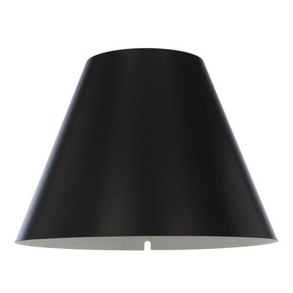 Luceplan Costanzina lampenkap zwart
