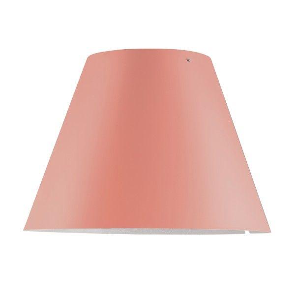 Luceplan Costanzina Mezzo Tono lampenkap edgy pink