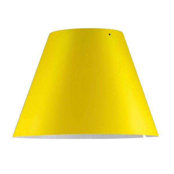 Luceplan Costanza lampenkap smart yellow