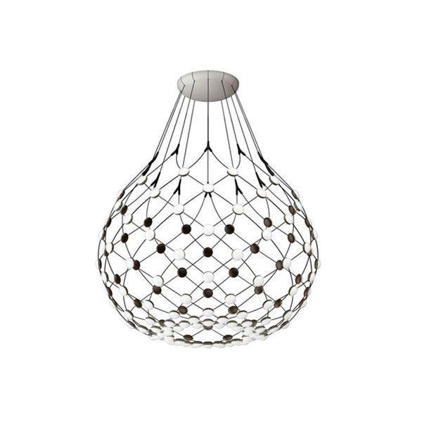 Luceplan Mesh hanglamp LED met 1 meter snoer