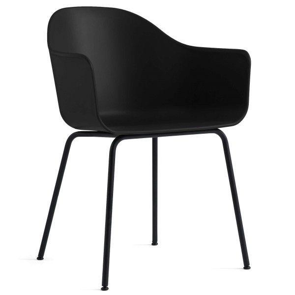 Menu Harbour Chair stoel met stalen onderstel