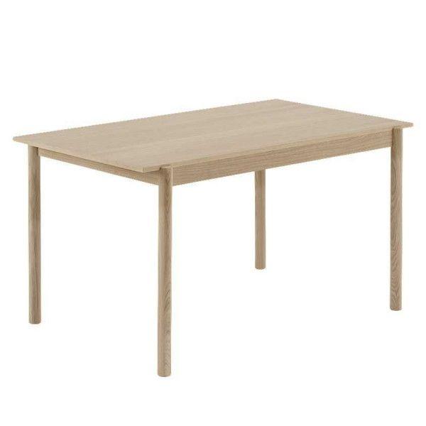 Muuto Linear Wood tafel 140x85