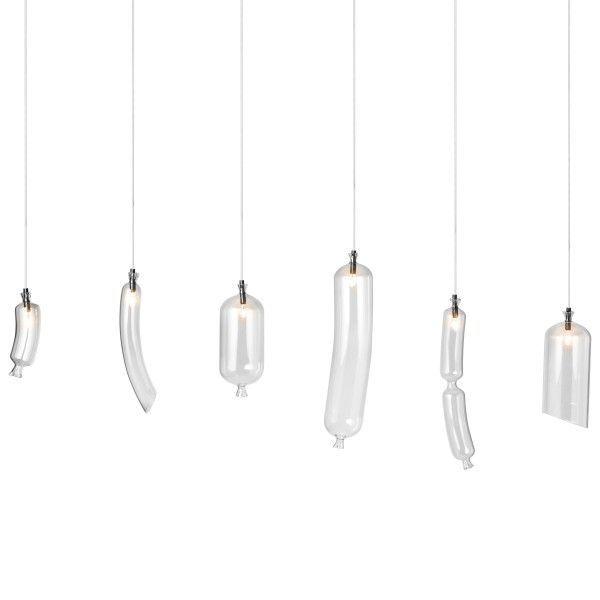 Petite Friture So-Sage hanglamp set 6