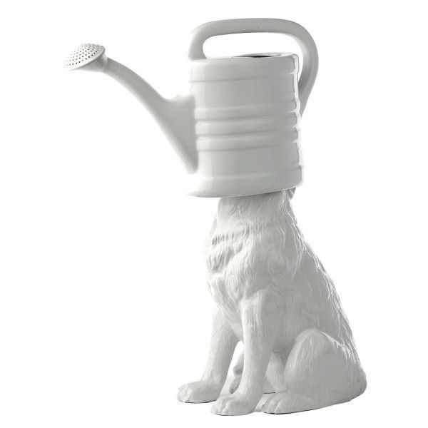 Pols Potten Wolf Watering Can woondecoratie