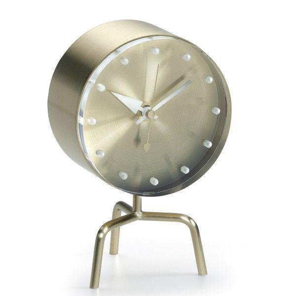 Vitra Tripod Clock klok