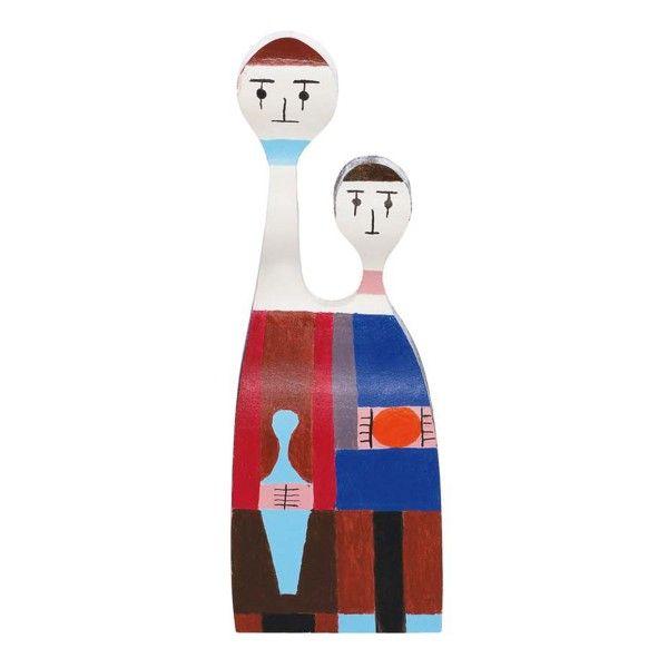 Vitra Wooden Dolls No. 11 kunst