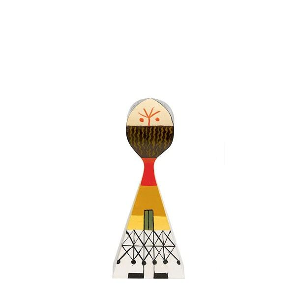 Vitra Wooden Dolls No. 13 kunst