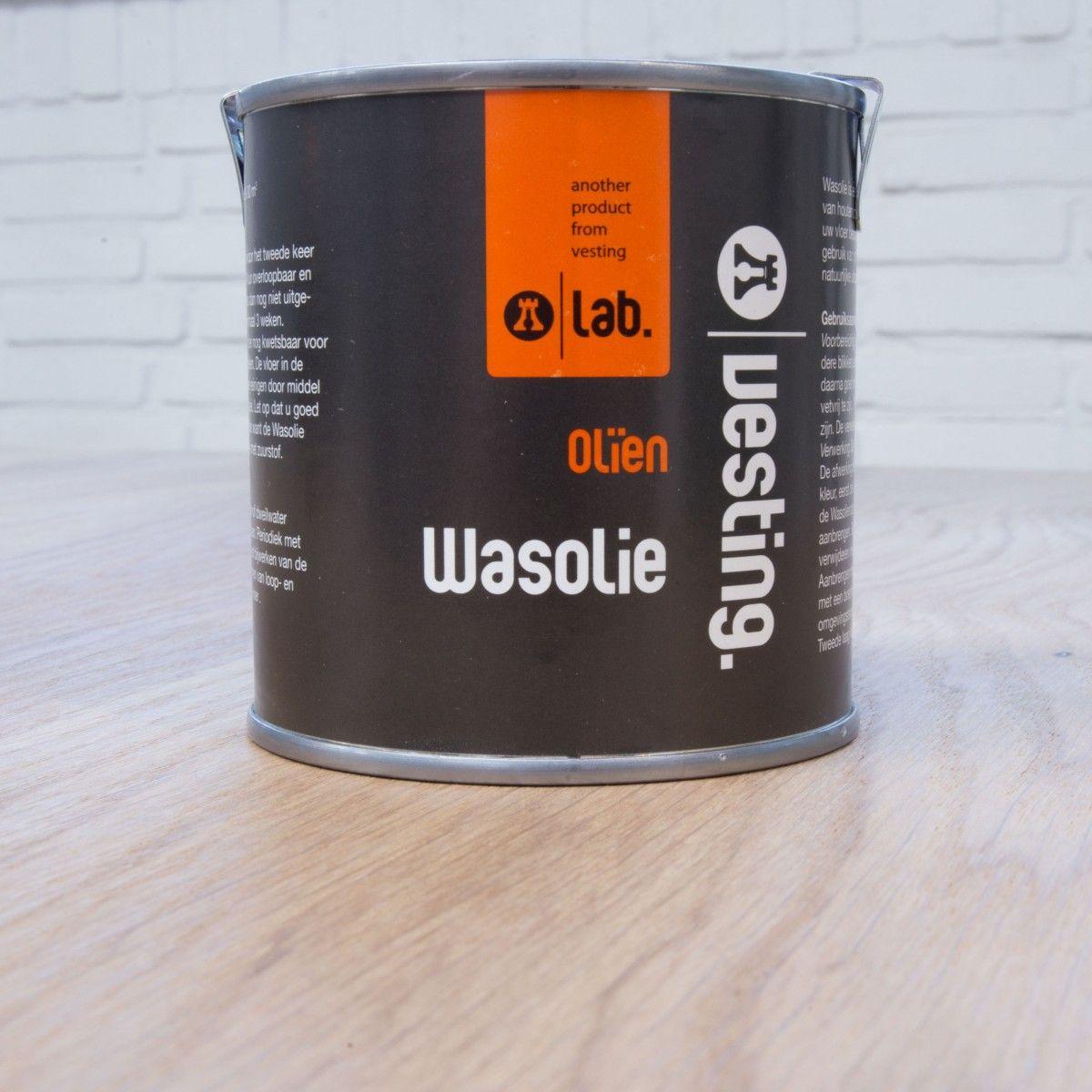 Flinders Wasolie naturel mat