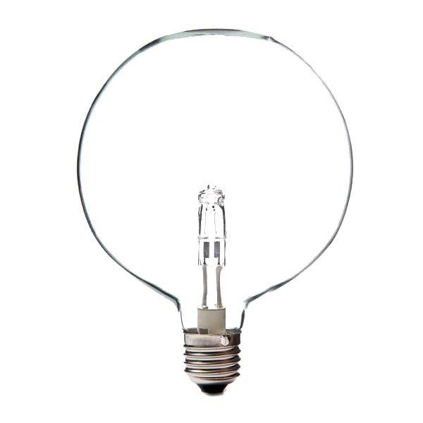 Snoerboer Calex Grote Heldere halogeenlamp E27 95mm 42W (60W) G95