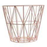 Ferm Living Wire Basket opbergmand medium