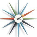 Vitra Sunburst Clock klok