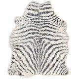 HKliving Zebra badmat 85x100