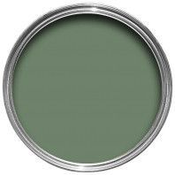 Farrow & Ball Hout- en metaalverf buiten Calke Green (34)