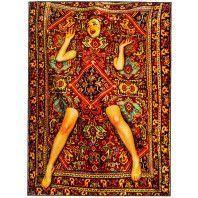 Seletti Lady on Carpet vloerkleed 194x280