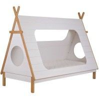 WOOOD Tipi kinderbed 90x200