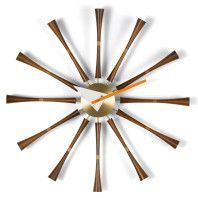 Vitra Spindle Clock klok
