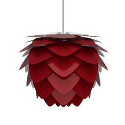 Umage Aluvia hanglamp mini rood