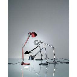 Artemide Outlet - Tolomeo Micro LED bureaulamp met voet 3000K