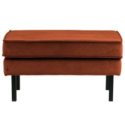 BePureHome Rodeo Velvet hocker