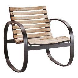Cane-Line Parc Rocking schommelstoel