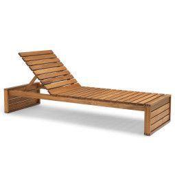 Carl Hansen & Son BK14 indoor-outdoor ligstoel