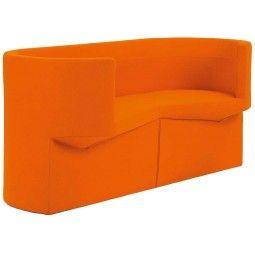 ClassiCon Odin bank 2-zits Malina oranje