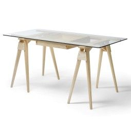 Design House Stockholm Arco bureau essen