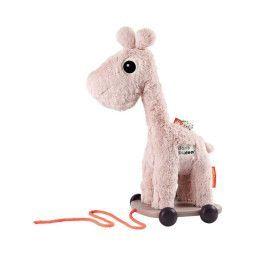 Done by Deer Raffi trek speelgoed