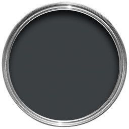 Farrow & Ball Hout- en metaalverf binnen Off-Black (57)