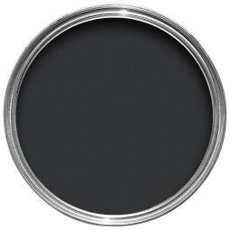 Farrow & Ball Krijtverf Pitch Black (256)