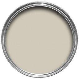 Farrow & Ball Hout- en metaalverf binnen Shaded White (201)